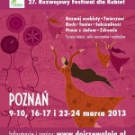Plakaty festiwalowe